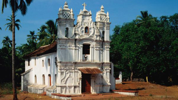 Portuguese-church-Goa