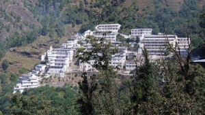 Goddesses Adobe - Vaishnodevi Helicopter Package